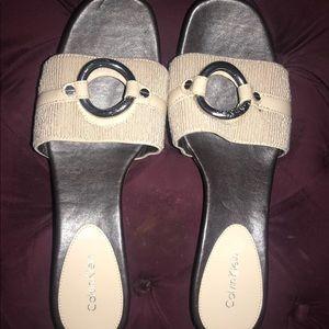 Calvin Klein women's shoes